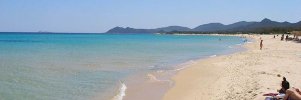 Costa Rei Sardegna - Panorama